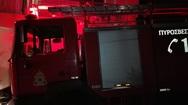 Φωτιά εκδηλώθηκε σε καμινάδα στο κέντρο της Πάτρας