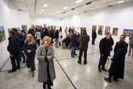 Πάτρα: Ξενάγηση στην έκθεση «Γιάννης Κολέφας, ο Καλλιτέχνης - ο Συντηρητής - ο Δάσκαλος»