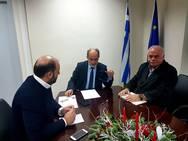 Απ. Κατσιφάρας: 'Στόχος μας η Περιφέρεια Δυτ. Ελλάδας να αποτελέσει πρότυπο ορθολογικής διαχείρισης απορριμμάτων'