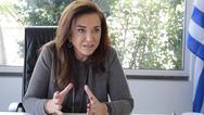 Ντόρα Μπακογιάννη: 'Ο Τσίπρας έχει βρει τους 151 για τις Πρέσπες'