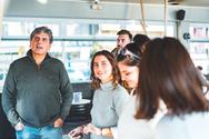 Αυλαία ρίχνει η παρουσίαση εικαστικών έργων στο Pas Mal
