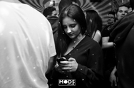 Trash Party at Mods Club 09-01-19