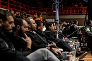 Promitheas BC vs Μedi Beyreuth στο στάδιο Δημήτρης Τόφαλος 09-01-19