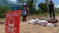 Καμπότζη: Νεκρός 46χρονος από ρουκέτα