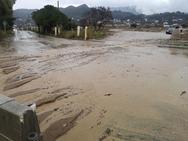 'Ποτάμια' έγιναν οι δρόμοι γύρω από το Ρίο της Πάτρας - 'Φωνάζουν' οι κάτοικοι