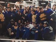 Καρναβάλι ρετρό στην Πάτρα - 'Ιπτάμενοι Πιγκουίνοι' εν έτει 1995