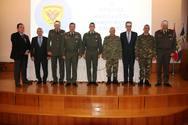 ΓΕΣ: Ενημερωτική διάλεξη στη Στρατιωτική Σχολή Ευελπίδων (φωτο)
