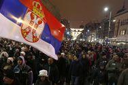 Έκτη εβδομάδα κινητοποιήσεων στη Σερβία