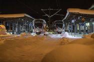Σε κλοιό χιονιά η κεντρική Ευρώπη (video)