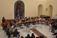 Η Κιθαριστική Ορχήστρα Πελοποννήσου στο Φεστιβάλ Κιθάρας Αττικής