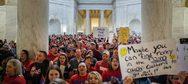 Κάνουν απεργία οι εκπαιδευτικοί στις ΗΠΑ μετά από 30 χρόνια