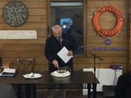Ο Ιστιοπλοϊκός Όμιλος Πατρών έκοψε την πρωτοχρονιάτικη πίτα του (φωτο)