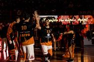 "Promitheas BC vs Olympiacos BC στο Στάδιο ""Δημήτρης Τόφαλος"" 13-01-19"