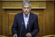 Ο Σπύρος Δανέλλης θα δώσει ψήφο εμπιστοσύνης στην κυβέρνηση