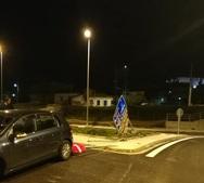 Τροχαίο στη Μίνι Περιμετρική στην Πάτρα - Επικίνδυνη η στροφή μετά το τούνελ