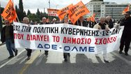 ΔΟΕ - ΟΛΜΕ: Κινητοποιήσεις και απεργία την Πεμπτη