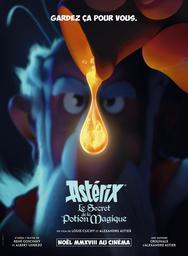 Προβολή Ταινίας 'Asterix: The Secret Of The Magic Potion' στην Odeon Entertainment