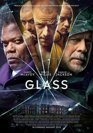 Προβολή Ταινίας 'Glass' στην Odeon Entertainment
