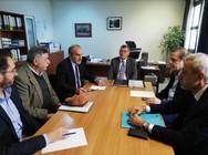 Τεχνική συνάντηση στο Υπουργείο Υποδομών για την ολοκλήρωση της Ολυμπίας Οδού