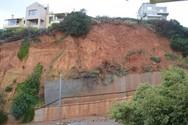 Χανιά: Οι κατολισθήσεις εξαφάνισαν 6 μέτρα γης (pics+video)