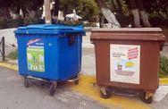 Πάτρα: Έρχονται σε δρόμους και πλατείες πάνω από 800 κάδοι για την ανακύκλωση!