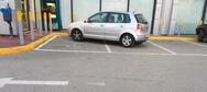 Πάτρα: Oι θέσεις πάρκινγκ ΑμεΑ 'βολεύουν'!