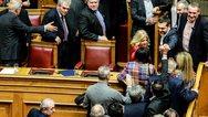 Μετά την ψήφο εμπιστοσύνης, επόμενος σκόπελος για την κυβέρνηση το Σκοπιανό