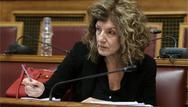 Η Σία Αναγνωστοπούλου στη Βουλή για τα πανεπιστήμια (video)
