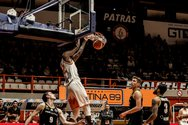 Basket League - Ο Προμηθέας Πατρών υποδέχεται τον Κολοσσό