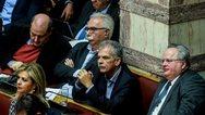 Πρώτη 'πρόβα' κοινής πορείας Δανέλλη με τον ΣΥΡΙΖΑ