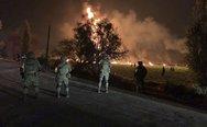 Βίντεο-σοκ από την έκρηξη στο Μεξικό