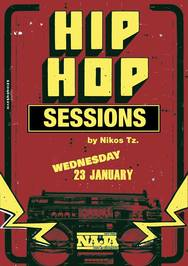 Hip Hop Sessions at More Steps Naja