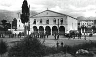 Ο παλιός ναός του Αγίου Ανδρέα το 1904