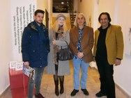 Πάτρα: Με επιτυχία τα εγκαίνια της έκθεσης του Νίκου Κρυωνίδη 'Ίχνη Διαφυγής' (pics)