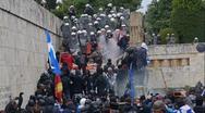 42 οι τραυματίες από το συλλαλητήριο για τη Μακεδονία
