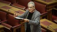 Παραιτήθηκε ο Σπύρος Λυκούδης από αντιπρόεδρος της Βουλής