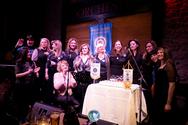 Κοπή πίτας & Εορτασμός 95 χρόνων 'Inner Wheel Club Patra-Europea' στο Beer Bar Q 20-01-19 Part 1/2