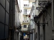 Ο μικρός πεζόδρομος στο κέντρο της Πάτρας (φωτό)