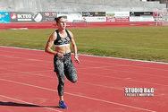 Η Κατερίνα Δαλάκα ξεκίνησε προετοιμασία στο ΔΑΚ Άργους! (φωτο)