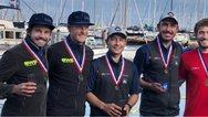 «Χρυσοί» Μάντης - Καγιαλής στο Πρωτάθλημα Ιστιοπλοΐας της Βόρειας Αμερικής