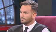 Ο Χρήστος Γιάτσας απαντά στις καταγγελίες της Σίσσυς Ζουρνατζή για σωματική βία (video)
