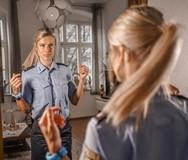 Χώρισε η πιο σέξι αστυνομικός της Γερμανίας