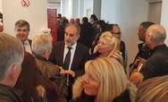 Απ. Κατσιφάρας: 'Συνεχίζουμε σταθερά στο δρόμο της προόδου για τη Δυτική Ελλάδα' (pics)