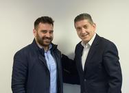 Πάτρα: Ο Ναπολέων Τριανταφυλλόπουλος υποψήφιος με τον Γρηγόρη Αλεξόπουλο