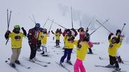 Ακαδημία Χιονοδρομίας 2019 στο Χιονοδρομικό Κέντρο Καλαβρύτων