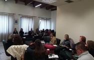Δυτική Ελλάδα: Ολοκληρώθηκε ο πρώτος κύκλος Ενημερωτικών Συναντήσεων Erasmus+ (φωτο)