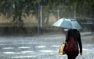 Ο 'Φοίβος' φέρνει στη Δυτική Ελλάδα βροχές, καταιγίδες και χαλάζι