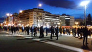 Συλλαλητήρια - Μακεδονία: Συγκέντρωση έξω από την Βουλή (pics+video)