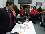 Πάτρα: Ο Ερυθρός Σταυρός έκοψε την πρωτοχρονιάτικη βασιλόπιτα (pics)