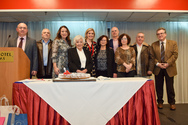 Πάτρα: Με επιτυχία πραγματοποιήθηκε η κοπή πίτας του Παραρτήματος της Αντικαρκινικής Εταιρείας (pics)